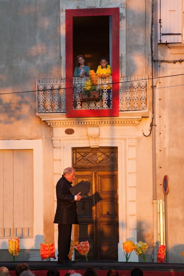 Façades ou Une flèche dans le cœur de Gustave Bontemps